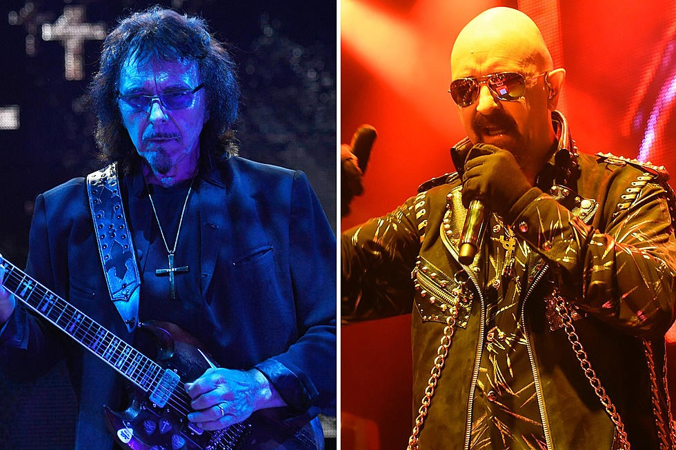Tony Iommi (BLACK SABBATH) veut collaborer avec Rob Halford (JUDAS PRIEST)