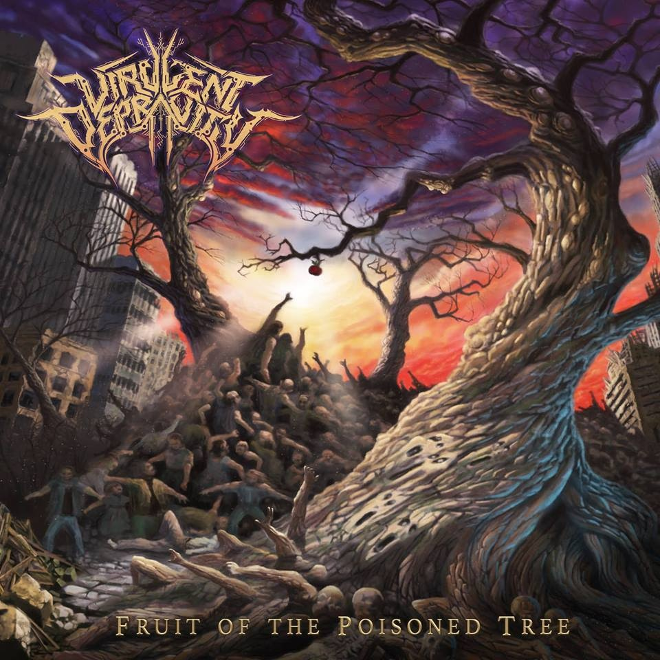 Virulent Depravity, premier album en full streaming!