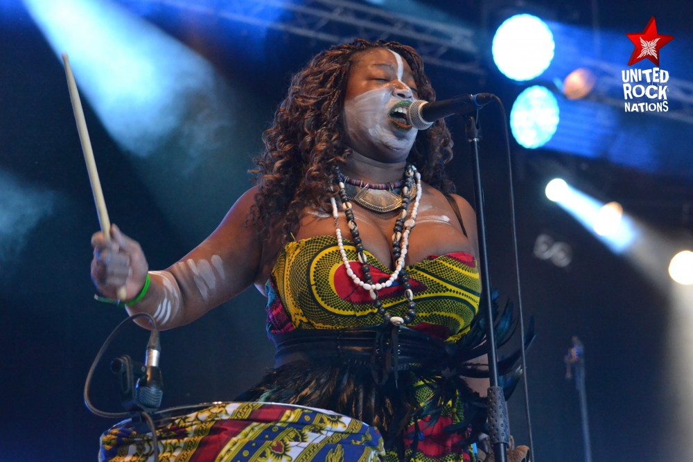 VODUN, en direct du Hellfest, @Valley, 18 juin 2017