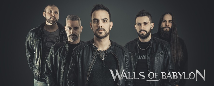 WALLS OF BABYLON : sortie de la lyric vidéo ''My Disguise'' !