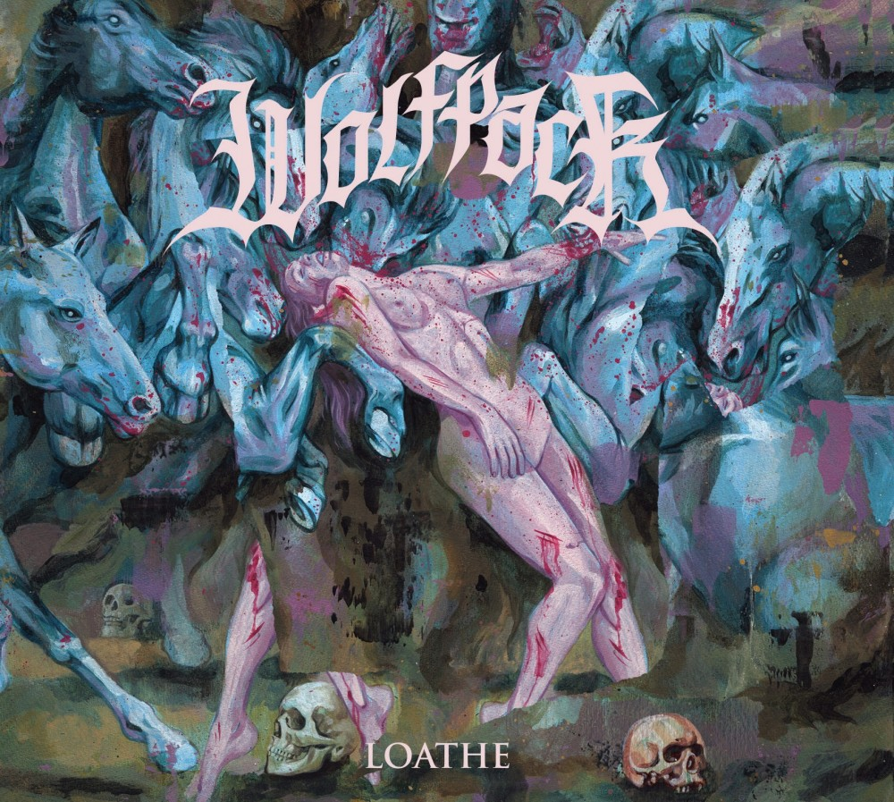 WOLFPACK - Nouvel album ''Loath''!