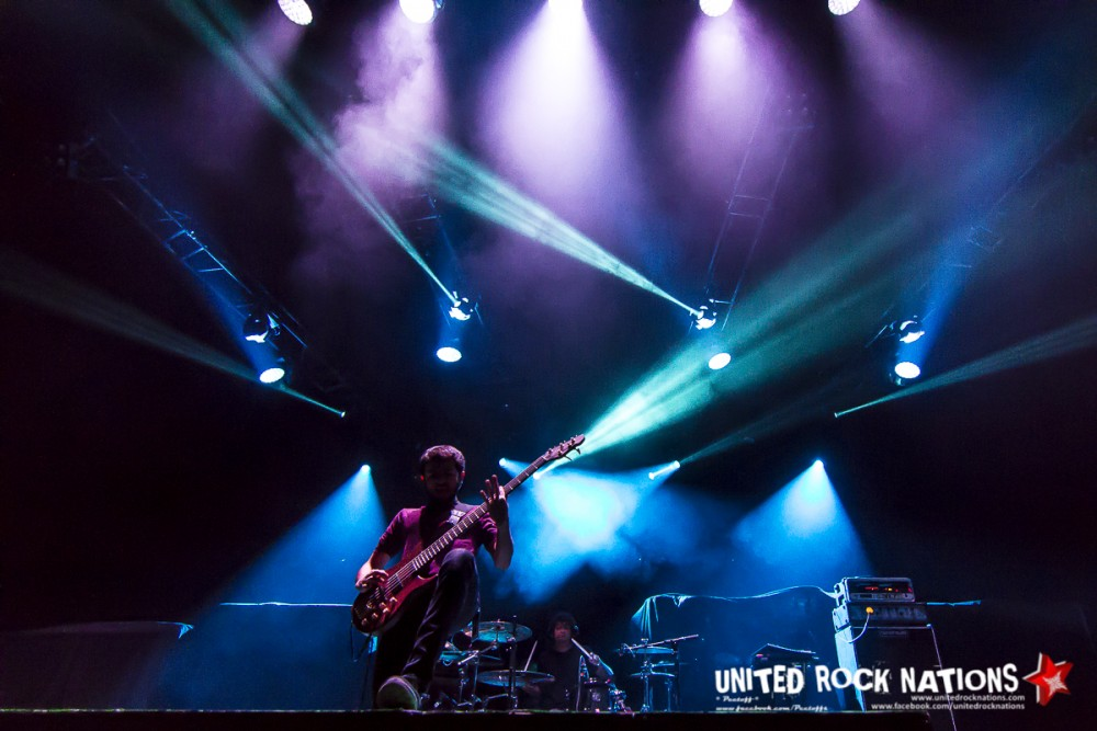Report SKYHARBOR @ l'Olympia le 03/05/2017!