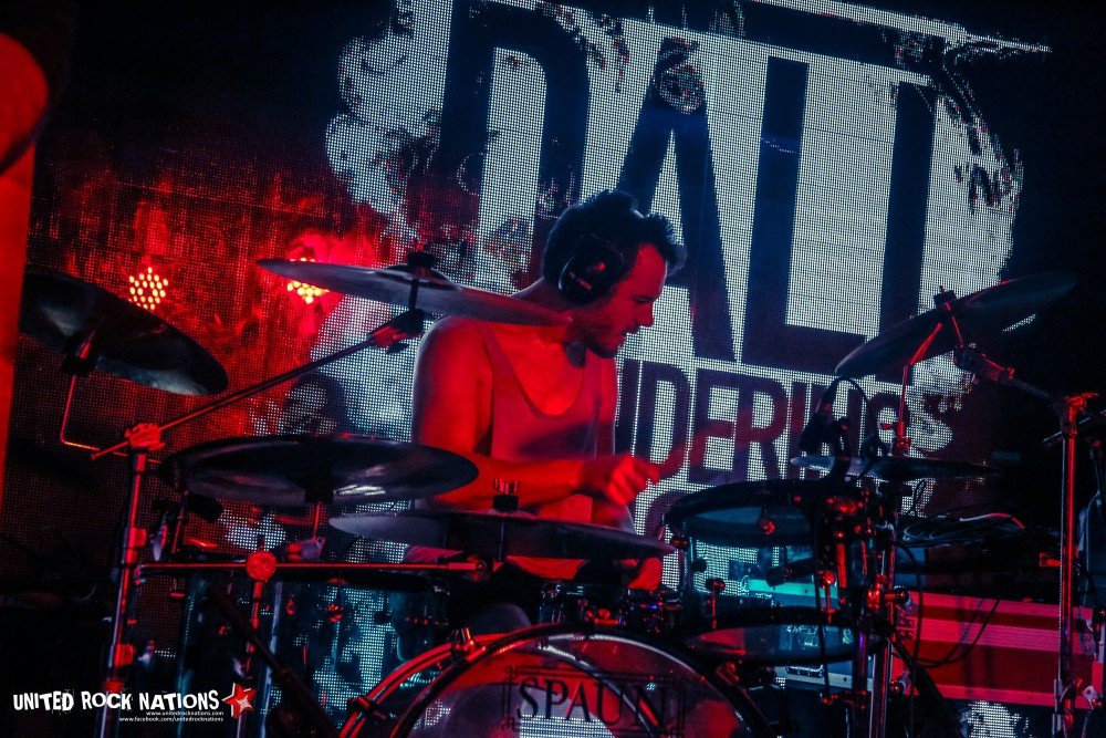 Report The Dali Thundering Concept @ Gibus le 30/04/17