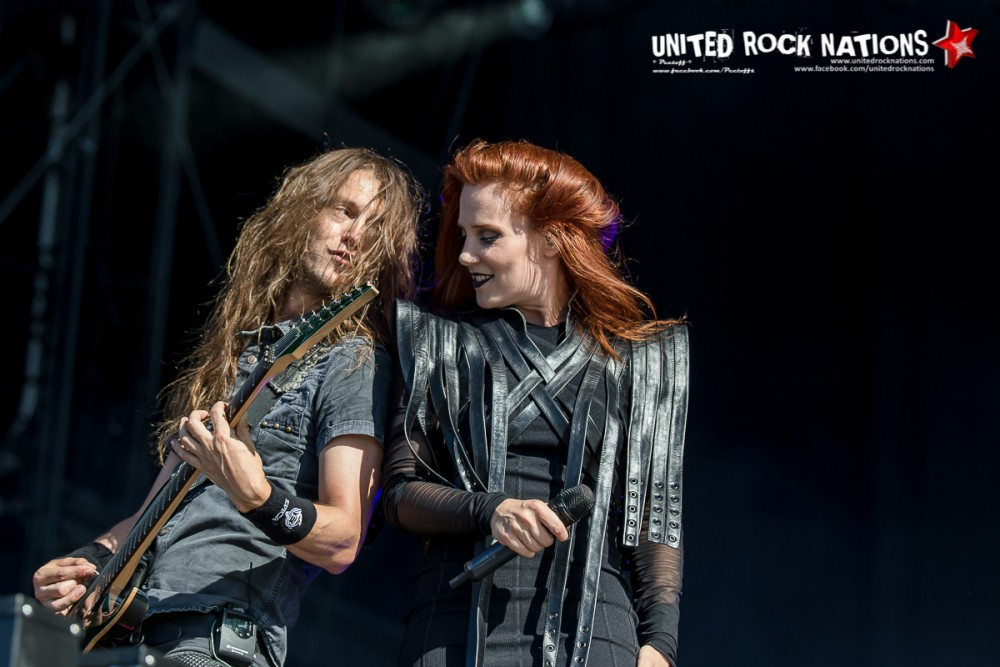 Portfolio EPICA @ Download Festival France J-2!