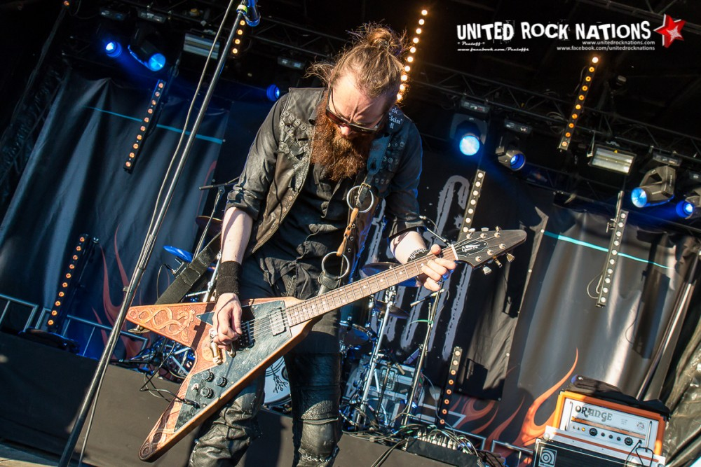Portfolio SOLSTAFIR @ Download Festival France J-2!