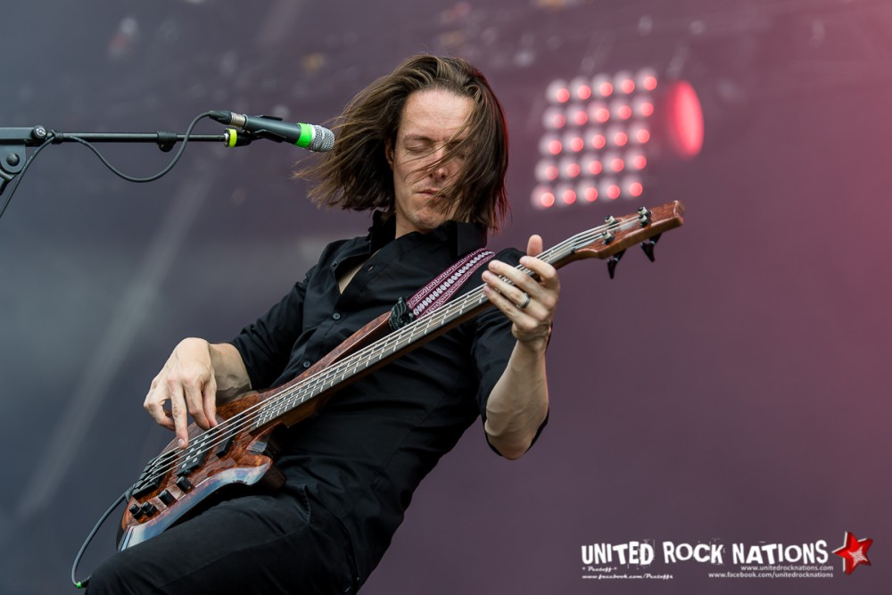 Portfolio TESSERACT @ download Festival France J-3!