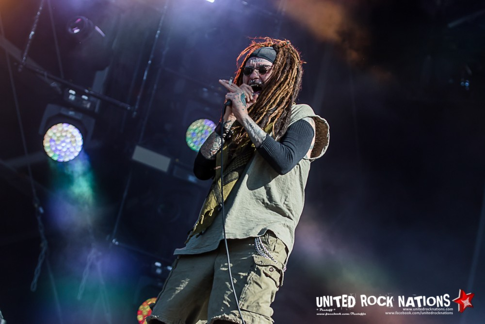 Report MINISTRY @ HellFest 2017!