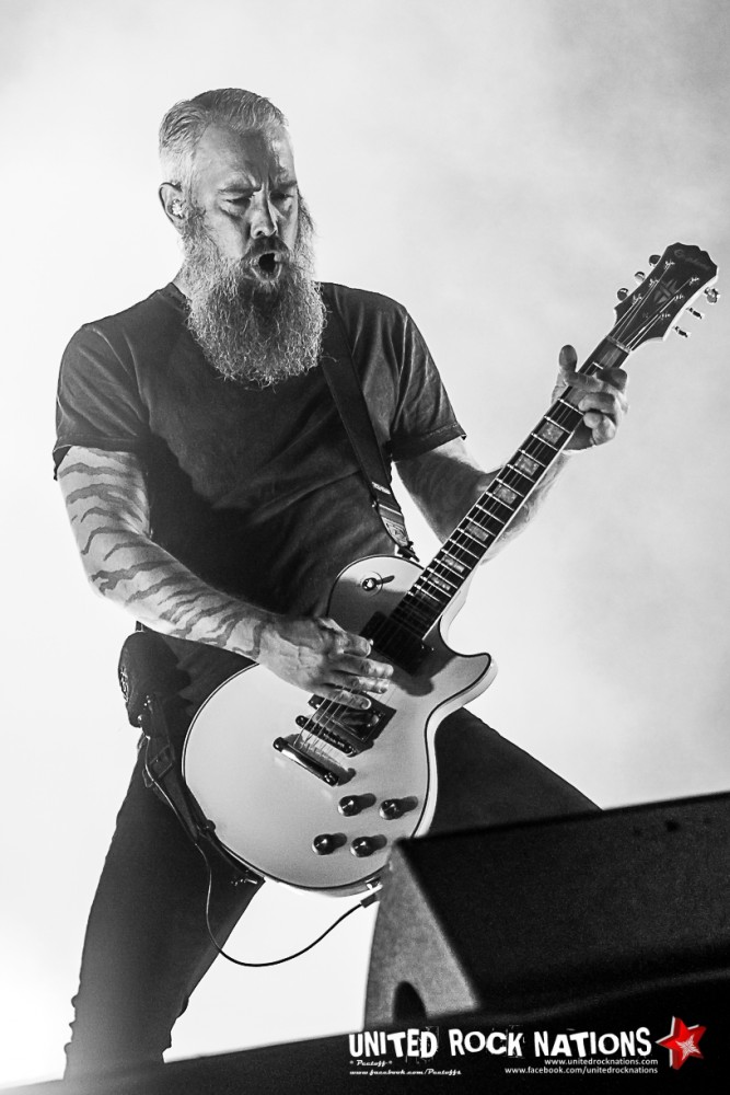 Report IN FLAMES @ HellFest 2017!