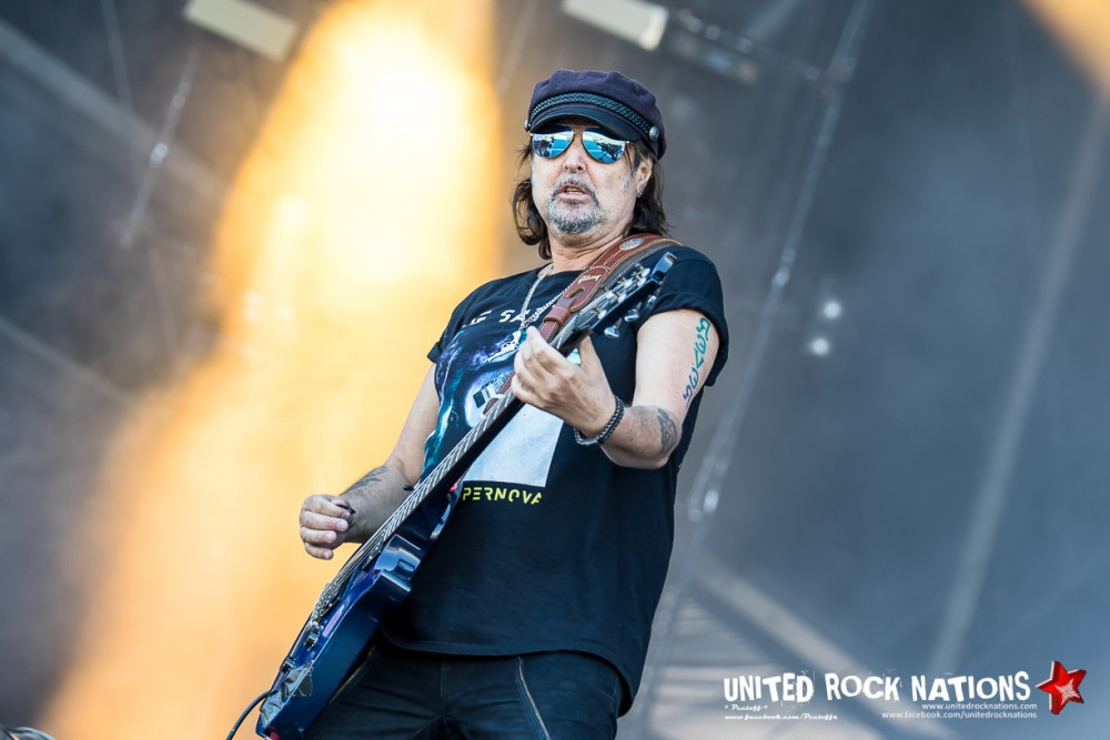 Report PHIL CAMPBELL AND THE BASTARDS SONS @ HellFest 2017 !