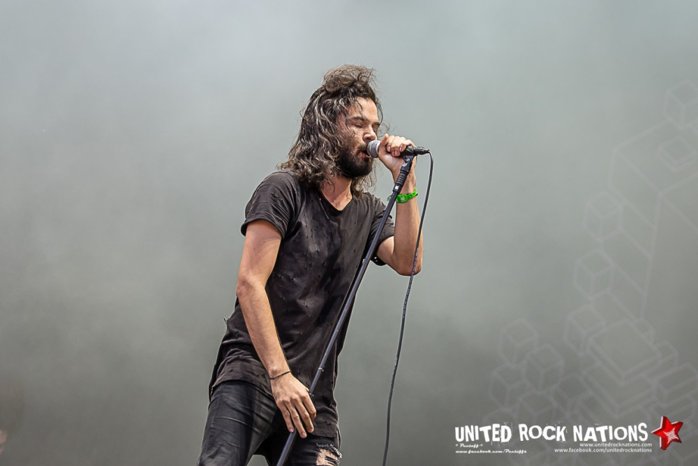 Report NORTHLANE @ HellFest 2017 !