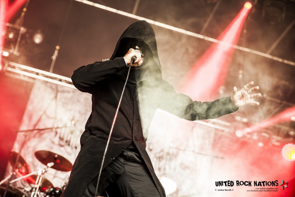 Report DEATHCODE SOCIETY@Hellfest 2017