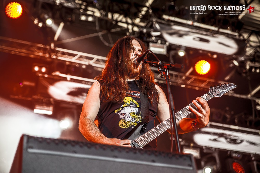 EXHUMED@Hellfest 2017