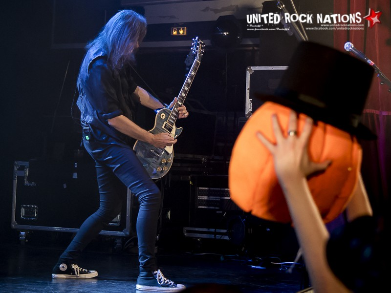 HELLOWEEN, report/portfolio @ Paris le Trianon le 28/04/2016.