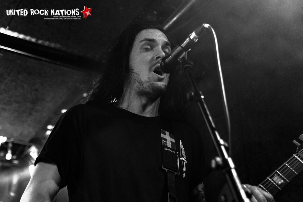 Report bad Omens au Backstage By The Mill le 30/10/2017