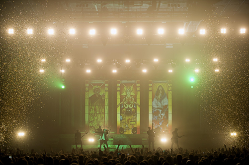 GHOST ​''Ceremony and Devotion'', l'album live ! Disponible en digital aujourd'hui !