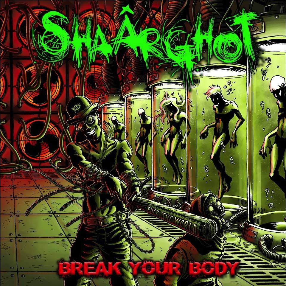 SHAARGHOT : Nouveau clip ''Break Your Body'' - Release Party le 9 mars prochain!