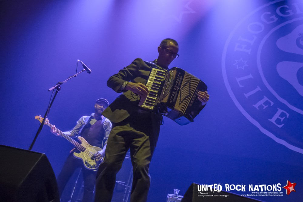 Report FLOGGING MOLLY @ Zénith de Paris le 16/02/2018!