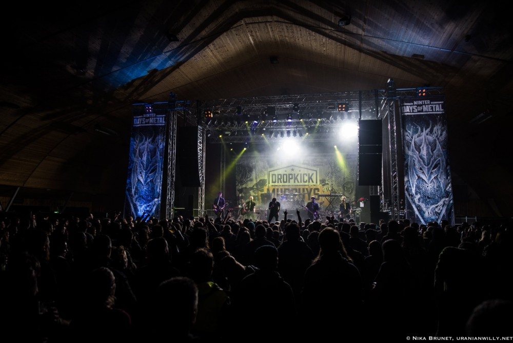WINTER DAYS OF METAL 2018, live-report !
