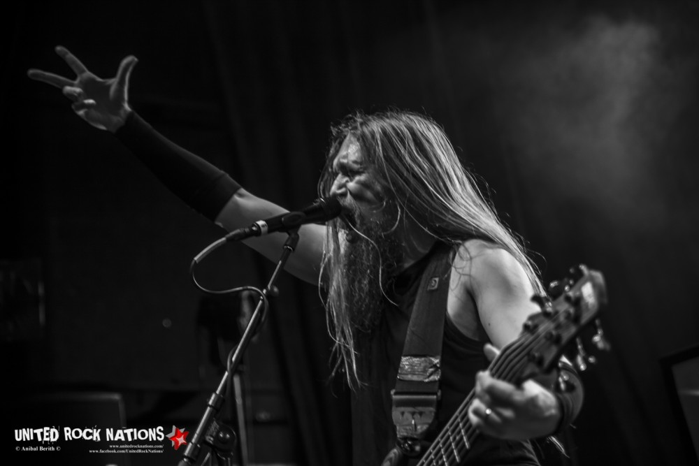 Live Report@Toulouse // Ensiferum PATH to GLORY TOUR + EX DEO