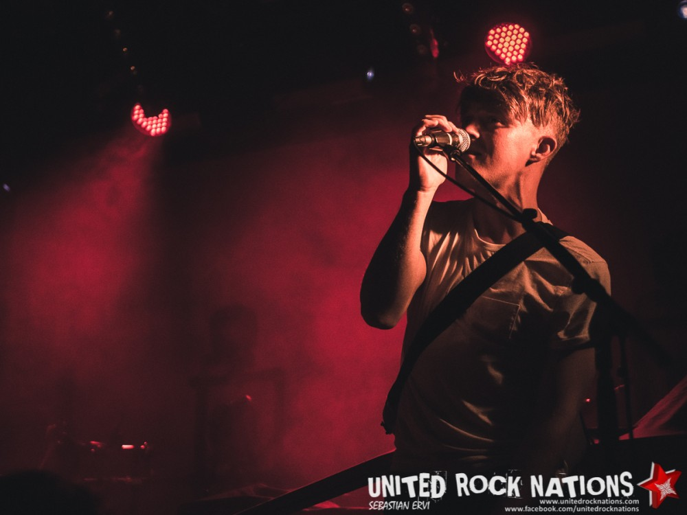 Report Don Broco, The LaFontaines au Nouveau Casino le 22/05/2018
