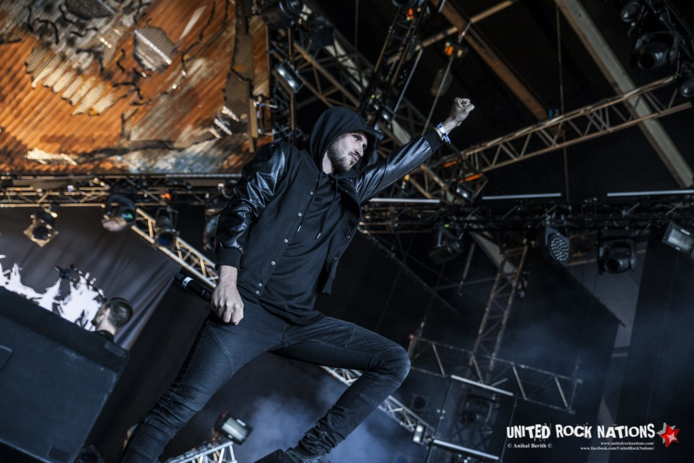 THE WALKING DEAD ORCHESTRA sur Altar au Hellfest 2018
