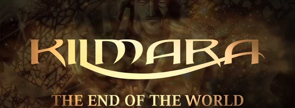 KILMARA dévoile un nouveau clip lyric 'End Of The World' !
