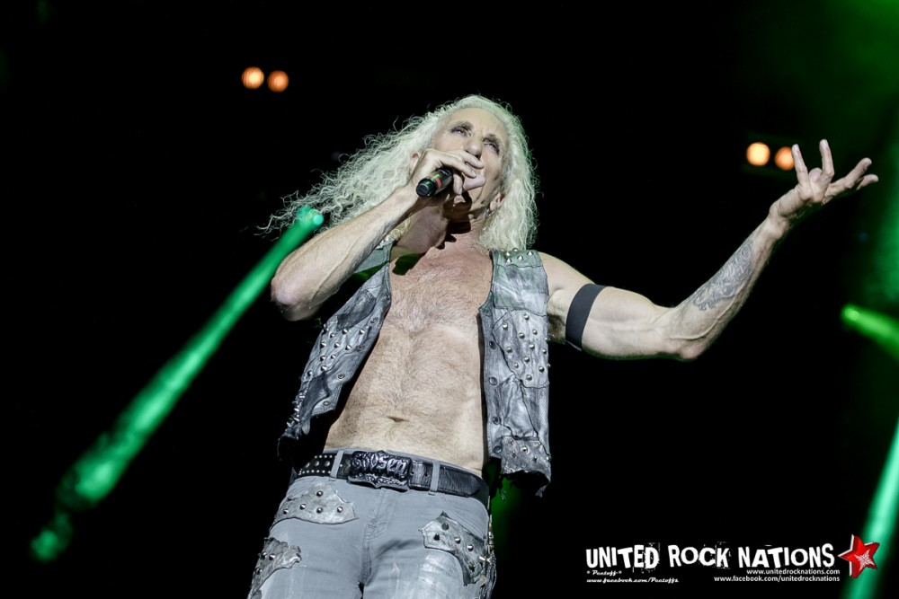 TWISTED SISTER, live Hellfest 2016