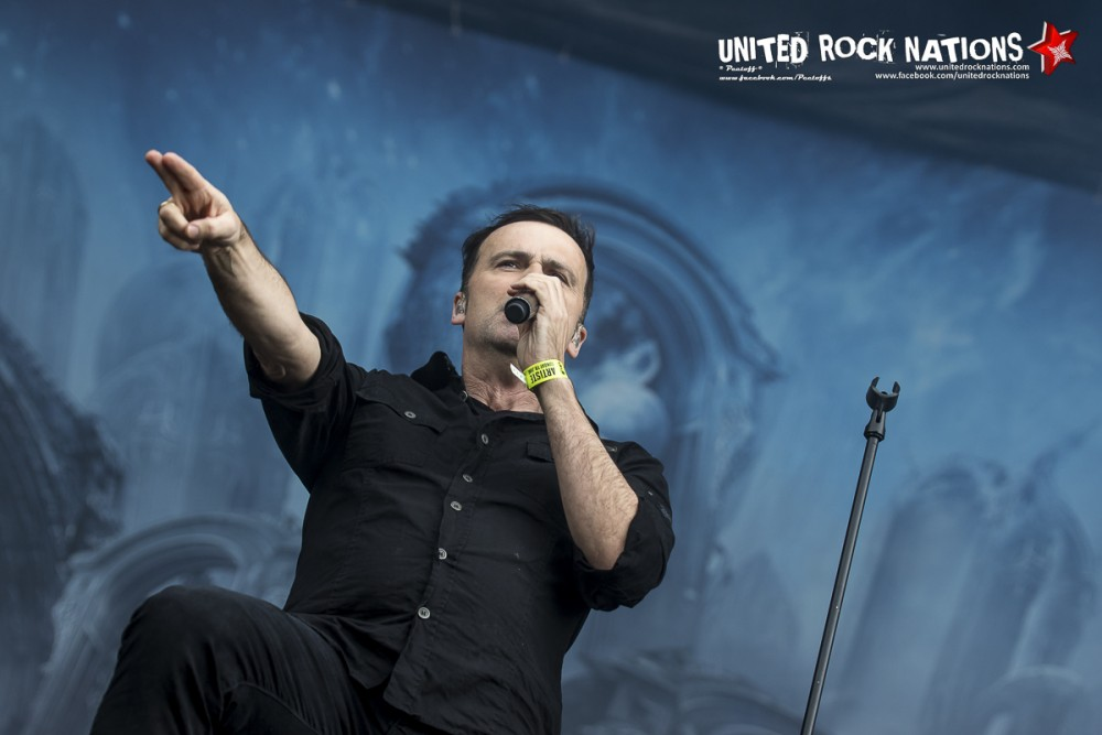 BLIND GUARDIAN, live Hellfest 2016