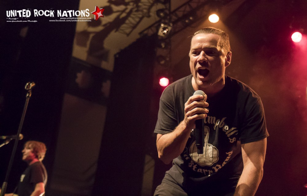 Report UGLY KID JOE, Paris Elysée Montmartre 15/10/2016