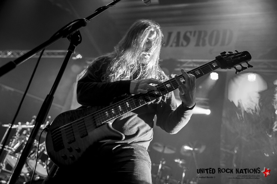Rivers Of Nihil - Tournée Obscura - Jas'Rod - Marseille