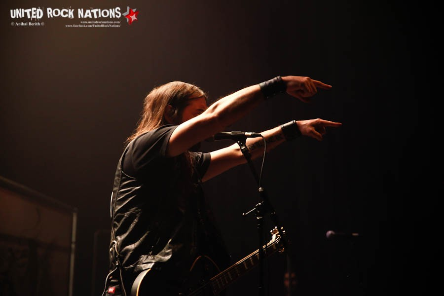 Rotting Christ - Tournée Inquisition - Toulouse