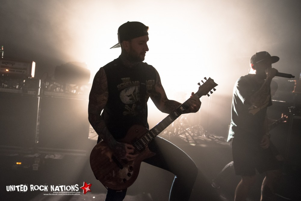 Live report Impericon Fest  - Obey The Brave le 23/11/2016 - Le Trabendo