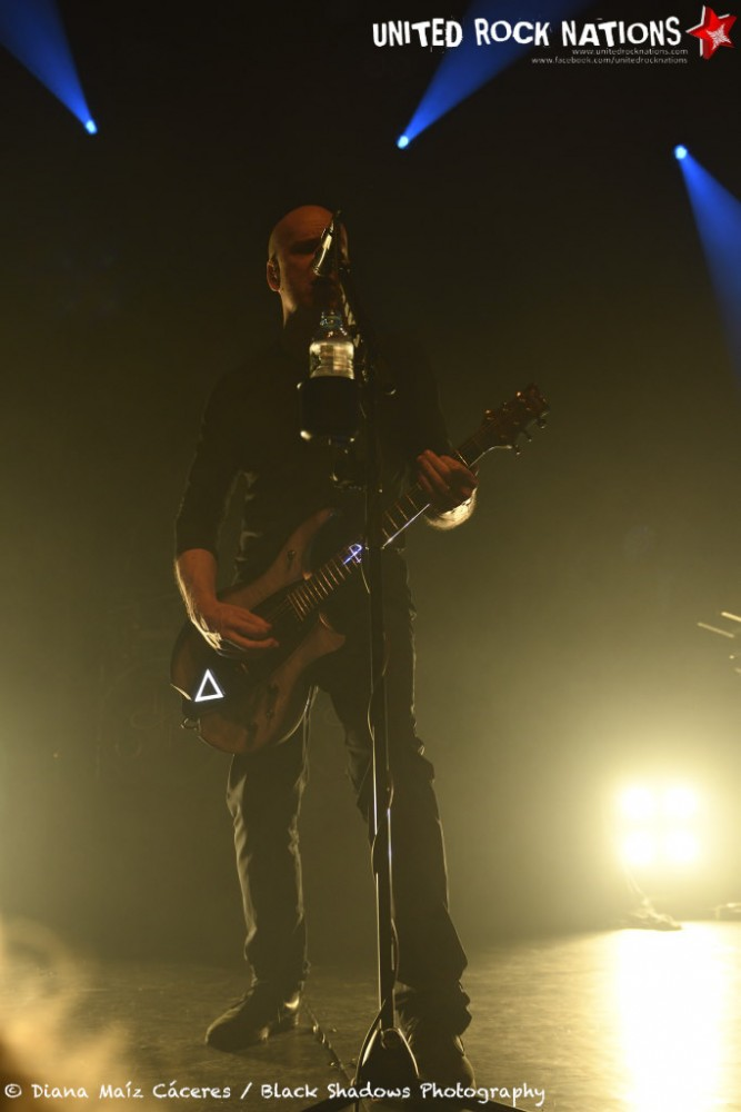 The Devin Townsend Project – Between The Buried & Me – Leprous @ Paris - Le Bataclan