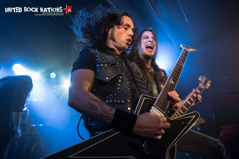 Report - Firewind au Backstage By The Mill le 22/02/2017