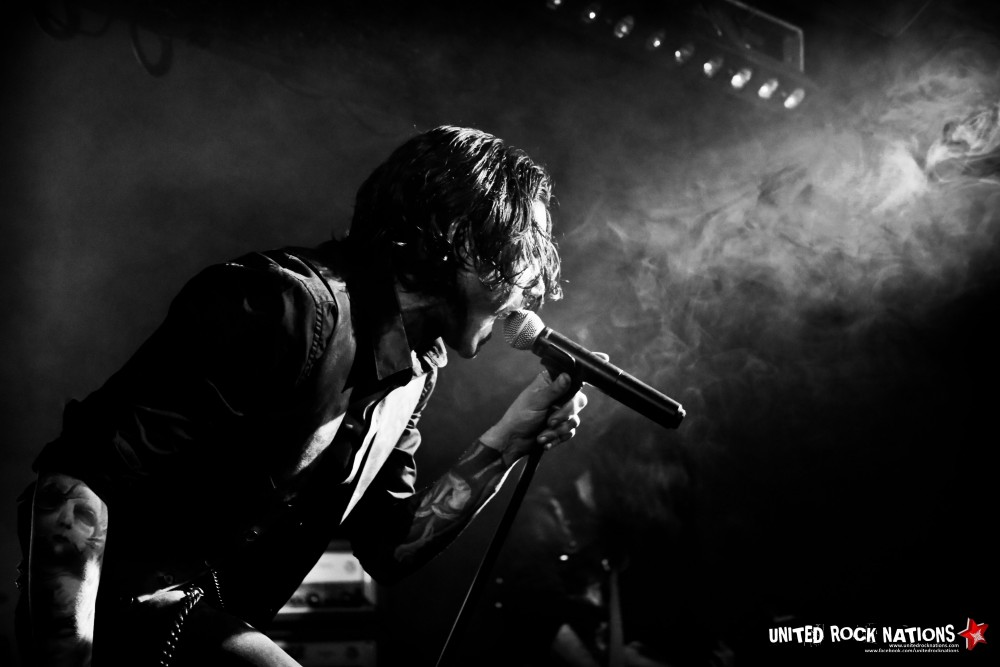 Report CHEMICAL SWEET KID @ le Gibus le 17/03/17