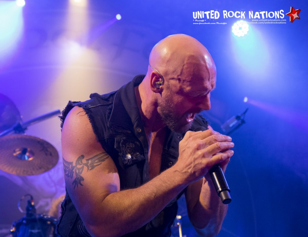 PRIMAL FEAR live à Paris