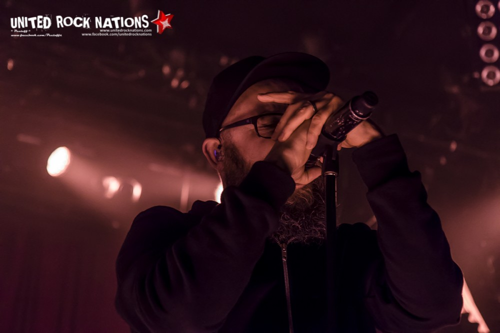 Report IN FLAMES @ l'ALHAMBRA le 29/03/2017!