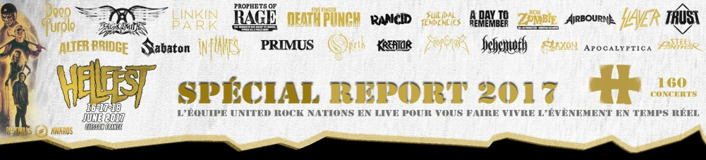 Vivez le HELLFEST en direct sur United Rock Nations
