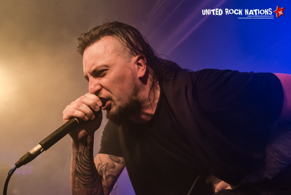 Report Dagoba le 08/06/2017 au Backstage By The Mills
