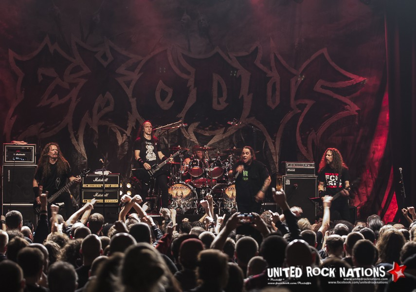 Exodus - Battle Of The Bays - Paris