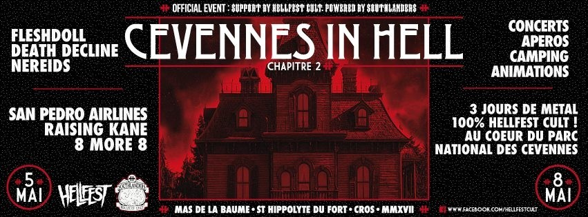 Live report Cevennes in HELL - chapitre 2