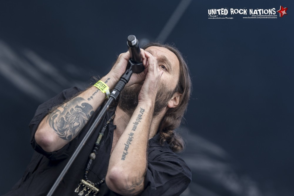 ORPHANED LAND, live Hellfest 2016