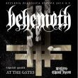 BEHEMOTH / AT THE GATES / WOLVES IN THE THRONE ROOM