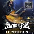BUMBLEFOOT + Thank You Scientist + Conscience