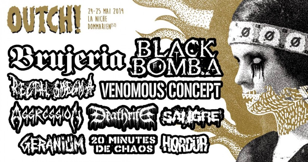 OUTCH Extreme Metal Festival