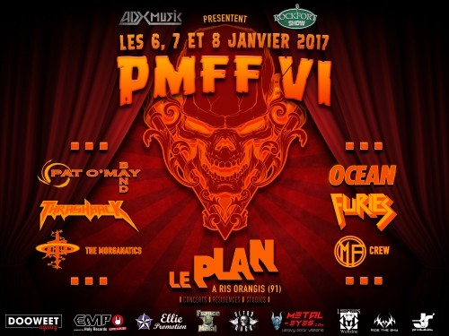 PARIS METAL FRANCE FESTIVAL (PMFF)