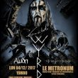 Gaahl's Wyrd + The Great Old Ones + Audn