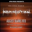 HEAVEN SHALL BURN + AUGUST BURNS RED +WHITECHAPEL +IN HEARTS WAKE