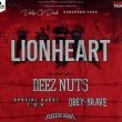 LIONHEART + Deez Nuts + Obey The Brave + Fallbrawl