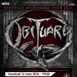 OBITUARY + guests